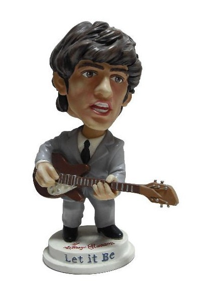 Plastic bobble head Action figure