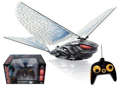 RC flying Bat Ornithopter electronic toy