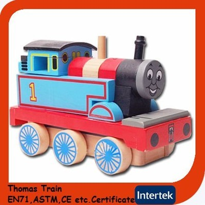 Tomas wooden train classic toy
