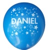 """1.2g 5"""" Latex Advertising  Balloon with  Blue  Color"""