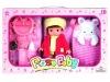 "10"" DOLL(doll,toy doll,fashion doll,children toy,toys,plastic toys)"
