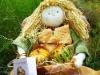 100%cotton rag doll