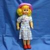10cm vinyl cute baby doll