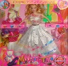 "11.5"" doll set, bendable doll"