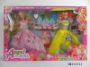 """11.5"""" fashion girl doll set with accessory"""