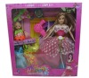 11.5 inch Solid Plastic Doll BW066006