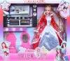 "11.5""plastic doll"