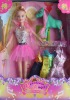 "11.5"" plastic doll"