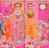 "11.5"" plastic doll, fashion doll"