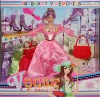 """11.5"""" plastic doll, promotion gift"""