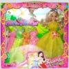 "11"" beautiful princess doll toy"