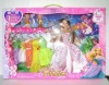 "11"" beauty doll set"