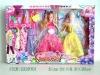 "11"" fashion doll set(solid baby)"