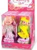 11 inch bessy baby cute girl soft plush baby doll
