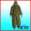 12 inch doll's military overalls