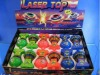 12pcs kids play flash top peg