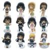 12x K-ON! Mio Akiyama Hirasawa Yui PVC Figure Set