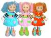 13inch apple stuffed doll