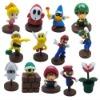 13x Official Super Mario Shy Guy Yoshi Figure Set