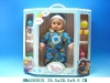 "14""Doll set with 4 sound"