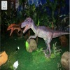 145 Exhibition dinosaur model for Indoor playground equipment