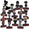15+1 Detective conan Mini Big Head Figure Set NIB
