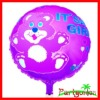 18 I nch Birthday Foil Balloons/ Mylar Balloons/ Round Helium Aluminium Foil Balloons