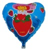 18 inches round/heart/star shape balloon