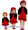 18CM baby plastic Doll