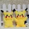 18cm lovely cartoon pikachu stuffed plush toys