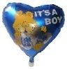 2010 Advertising foil Balloon,decoration balloon,heart shape foil balloon