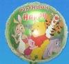 2010 Hot Mylar Balloon,printed balloon,cartoon bear balloon,advertising balloon