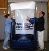 2010 inflatable cash box