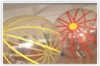 2011 BY bi-color pvc/tpu Inflatable waterball/ water walking ball/ walk on water ball