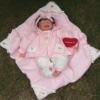 2011 Baby vinyl doll
