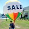 2011 HOT inflatable helium balloon