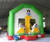 2011 HOT princess inflatables castles