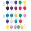 2011 Hot Sale Latex Balloon,Advertising balloon,Printed balloon