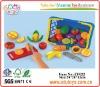 2011 Hot Sale plastic toys Cut&Play Fruit kitchen toys EDUTOYS