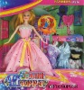 2011 LOVELY 11.5INCHES FASHION TOY DOLL WITH MOVABLE HAND KVF0090P038
