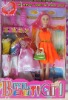 2011    Lovely    Real   Body  Doll   With   Clothes  Accessories  For  Girl   Gift  KYL0518