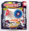 2011 NEW ITEM Beyblade Spinng top with light & sounds