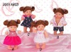 2011 New Baby Doll. 3001ABCD