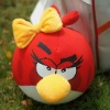 2011 New Style Wholesale(10 pieces/lot) Mix Order Female Red Birds Game Dolls EPS Foam Filled Toy!