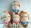 2011 New style  OEM plush dolls S20110914