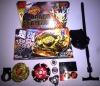 2011 Newest gold L-drago 4d Beyblade season 4