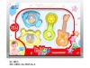 2011 Plastic Toys--Baby Rattle