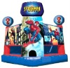2011 {Qi Ling} newest Spiderman commercial bouncy castles