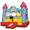 2011 beautiful princess inflatable castle for kids