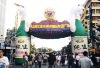 2011 hot inflatable Arch/Advertising products